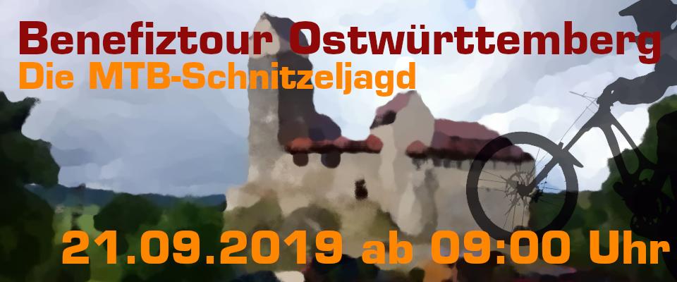 Bild zur News Die zweite Benefiztour Ostwürttemberg geht an den Start!